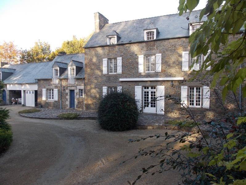 Deluxe sale house / villa Dol de bretagne 802500€ - Picture 1