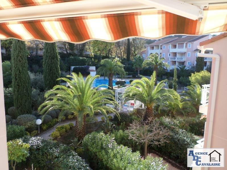 Vente appartement La croix valmer 185000€ - Photo 1