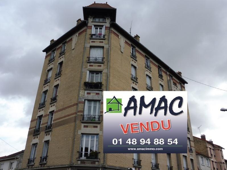 Sale apartment Le raincy 139000€ - Picture 1