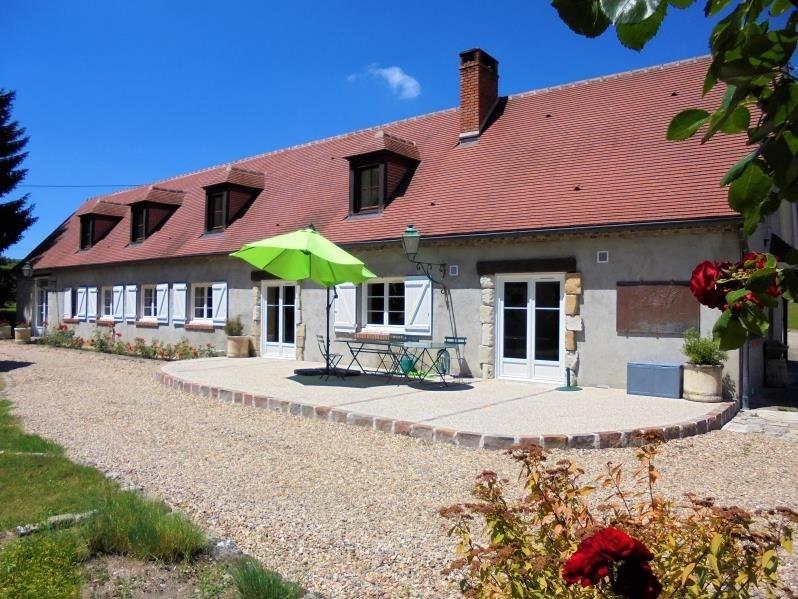 Vente maison / villa Besson 280000€ - Photo 1