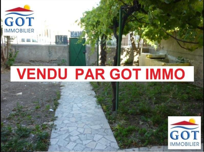 Produit d'investissement immeuble St laurent de la salanque 142500€ - Photo 1
