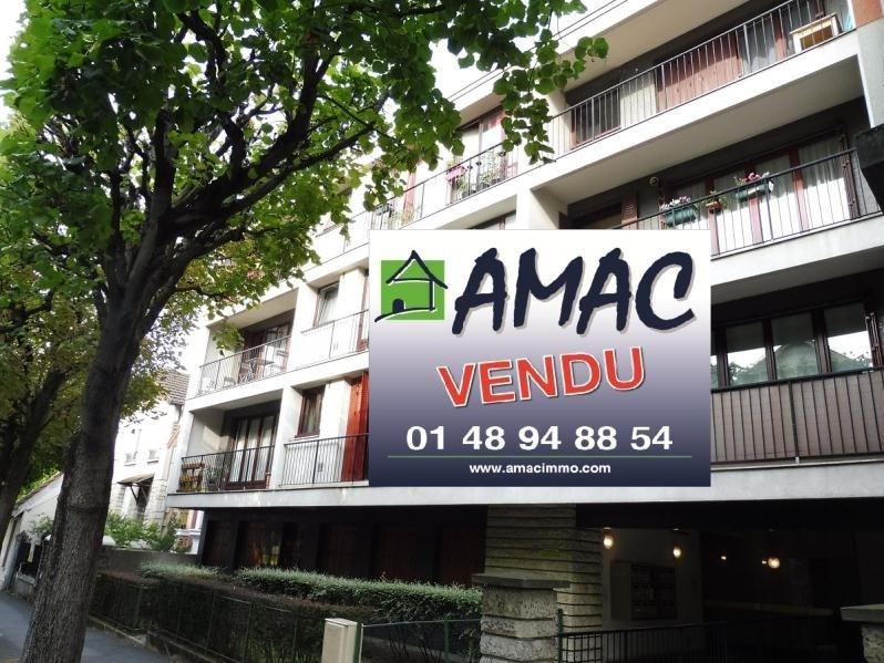 Vente appartement Villemomble 169000€ - Photo 1
