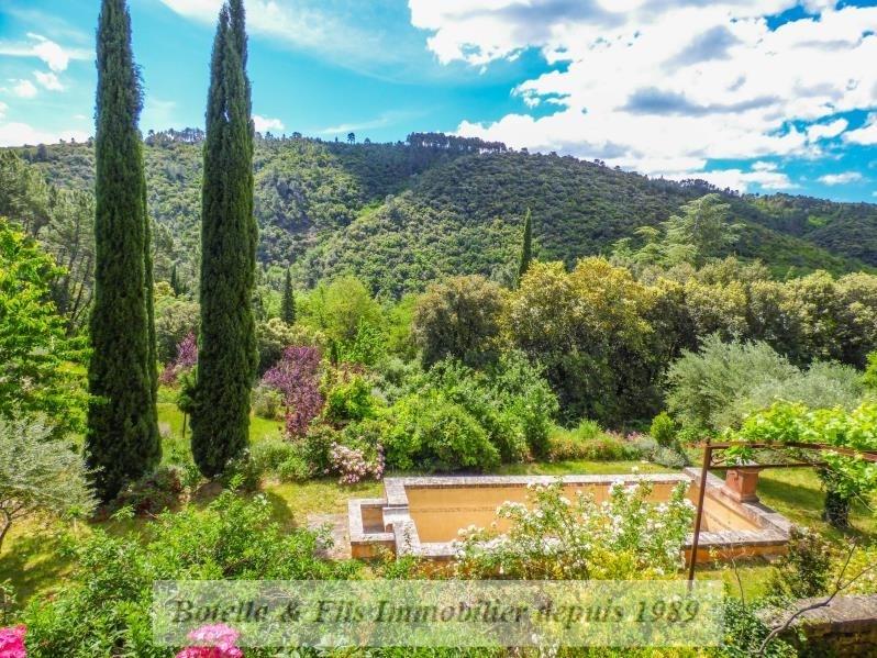 Verkoop van prestige  huis Anduze 1350000€ - Foto 2