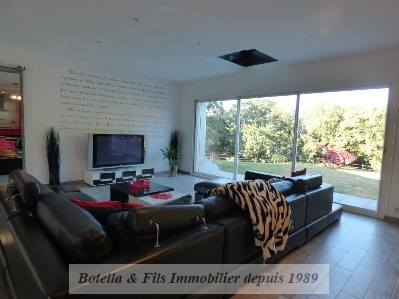 Verkoop  huis Uzes 361700€ - Foto 7