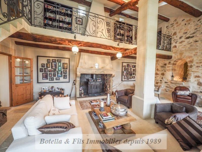 Verkoop van prestige  huis Uzes 1680000€ - Foto 5