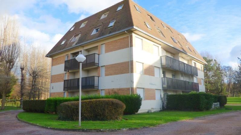 Vendita appartamento Villers sur mer 49900€ - Fotografia 1