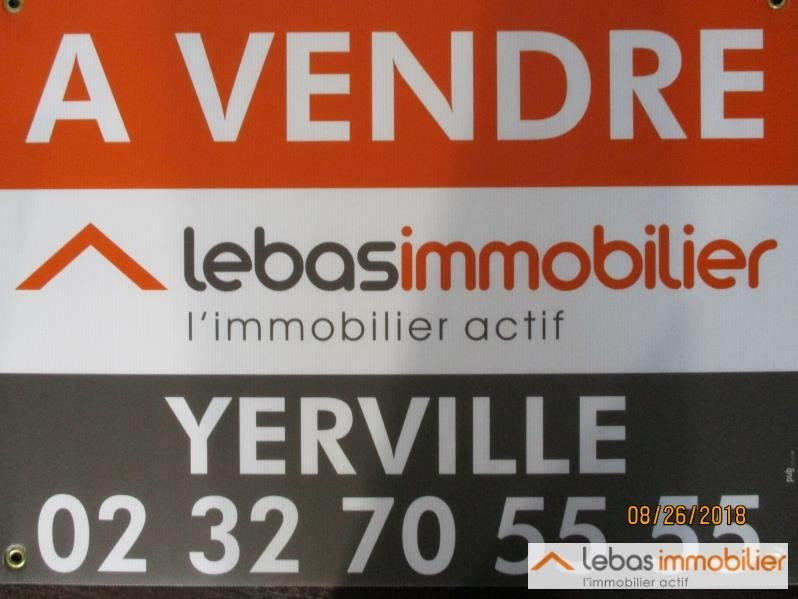 Vente terrain Yerville 53 000€ - Photo 1