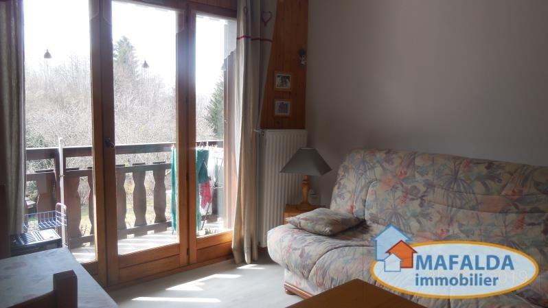 Vente appartement Mont saxonnex 44500€ - Photo 2