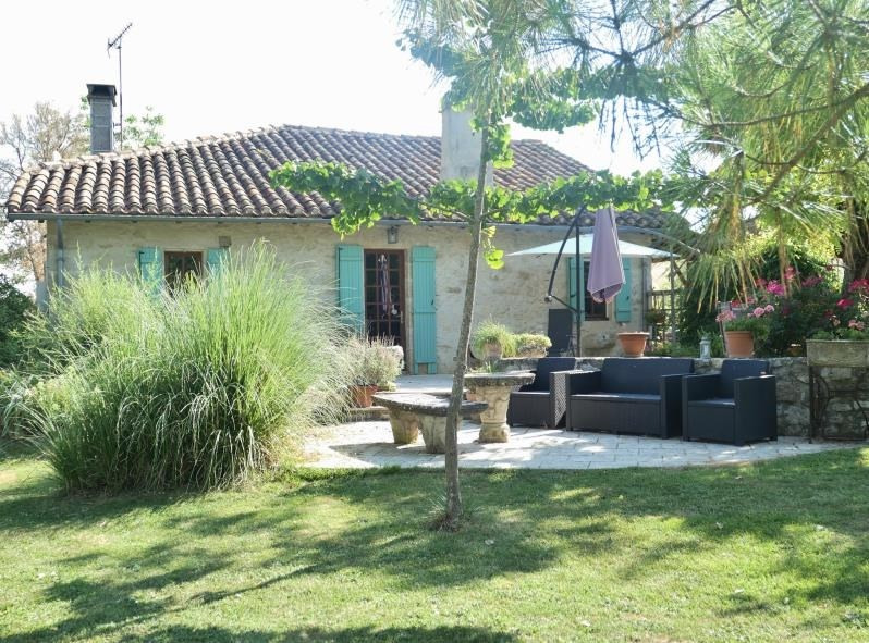 Sale house / villa Miradoux 374 000€ - Picture 1