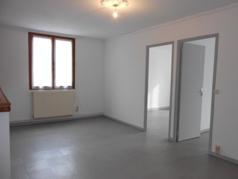 Rental apartment Villenauxe la grande 582€ CC - Picture 1