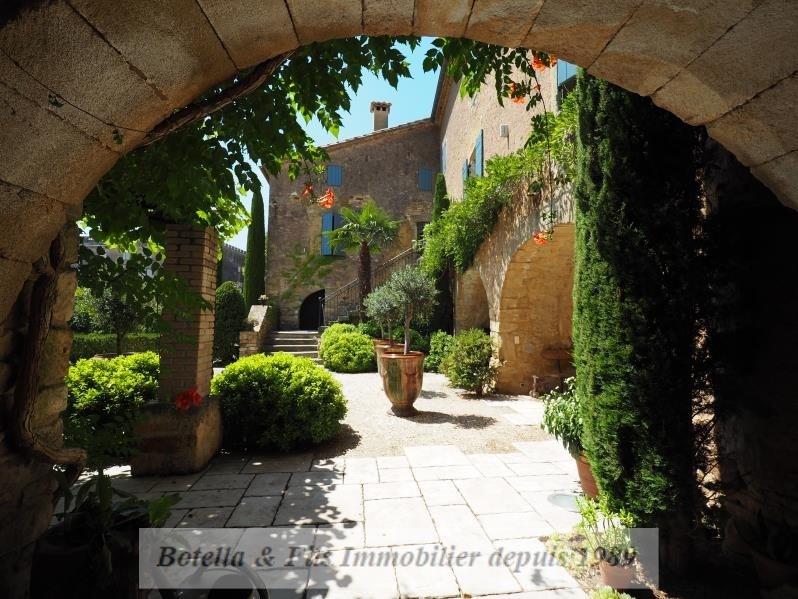 Verkoop van prestige  huis Uzes 1260000€ - Foto 16