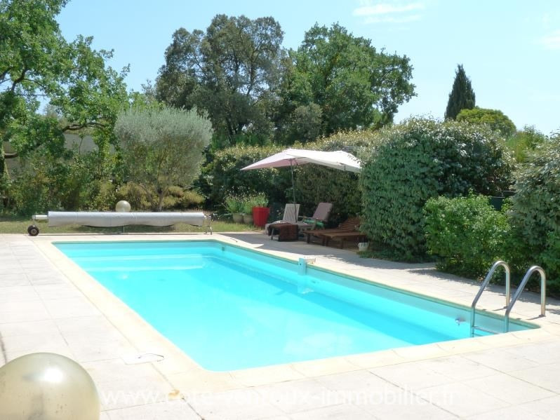 Vente maison / villa Carpentras 380 000€ - Photo 8