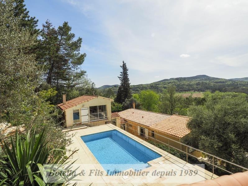 Vente maison / villa Uzes 390000€ - Photo 1