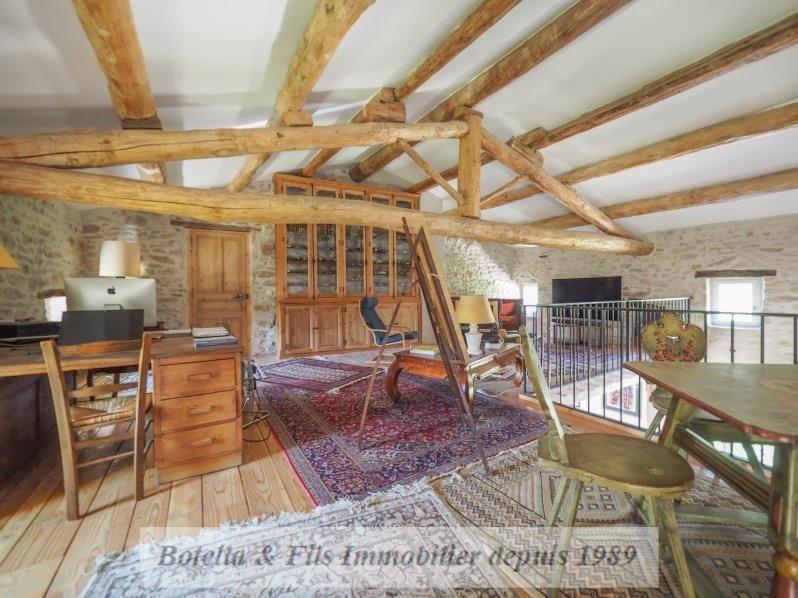 Venta de prestigio  casa Uzes 1690000€ - Fotografía 12