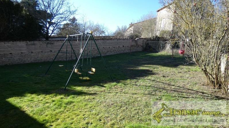 Sale house / villa St dier d'auvergne 154425€ - Picture 8