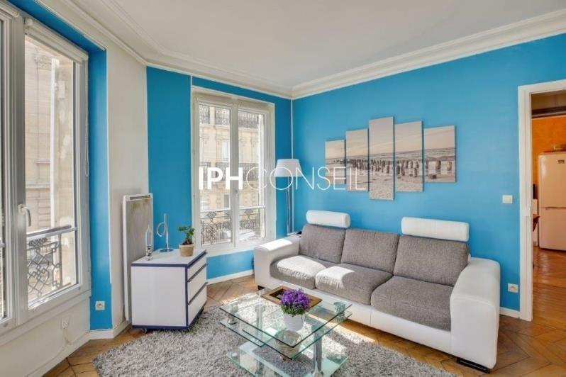 Vente appartement Paris 17ème 480000€ - Photo 2