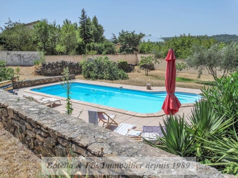 Vente maison / villa Bagnols sur ceze 378000€ - Photo 2
