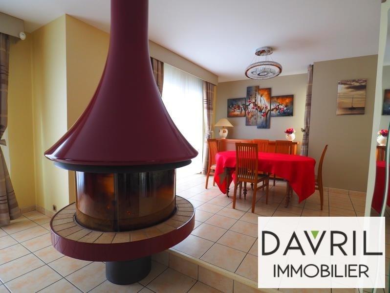 Deluxe sale house / villa Maurecourt 470000€ - Picture 2