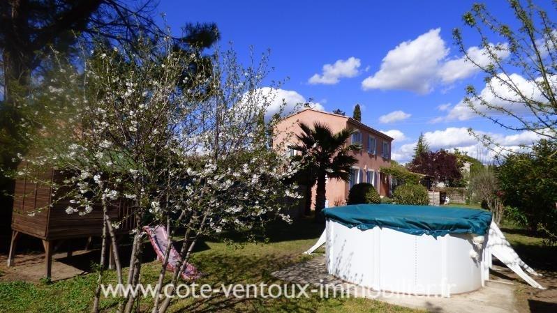 Vente maison / villa Aubignan 325000€ - Photo 4