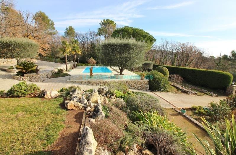 Vente de prestige maison / villa Saint cezaire sur siagne 730000€ - Photo 2