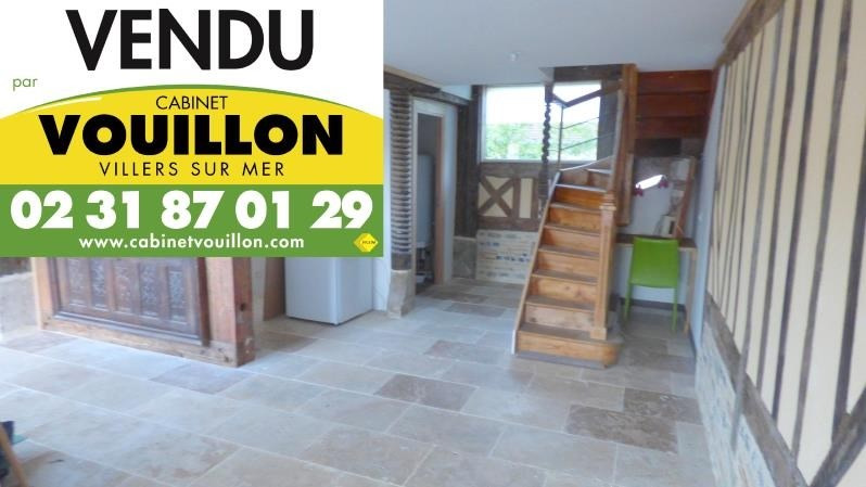 Verkauf haus Villers sur mer 296800€ - Fotografie 1