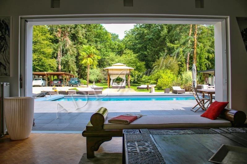 Deluxe sale house / villa Lamorlaye 1485000€ - Picture 2