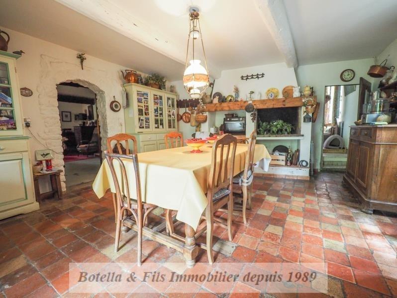 Vente de prestige maison / villa Uzes 495000€ - Photo 7