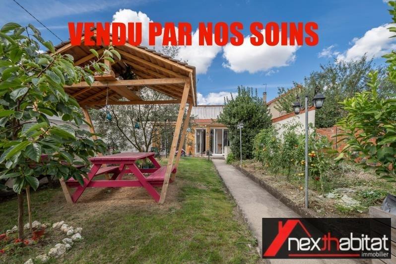 Vente maison / villa Les pavillons sous bois 298000€ - Photo 1