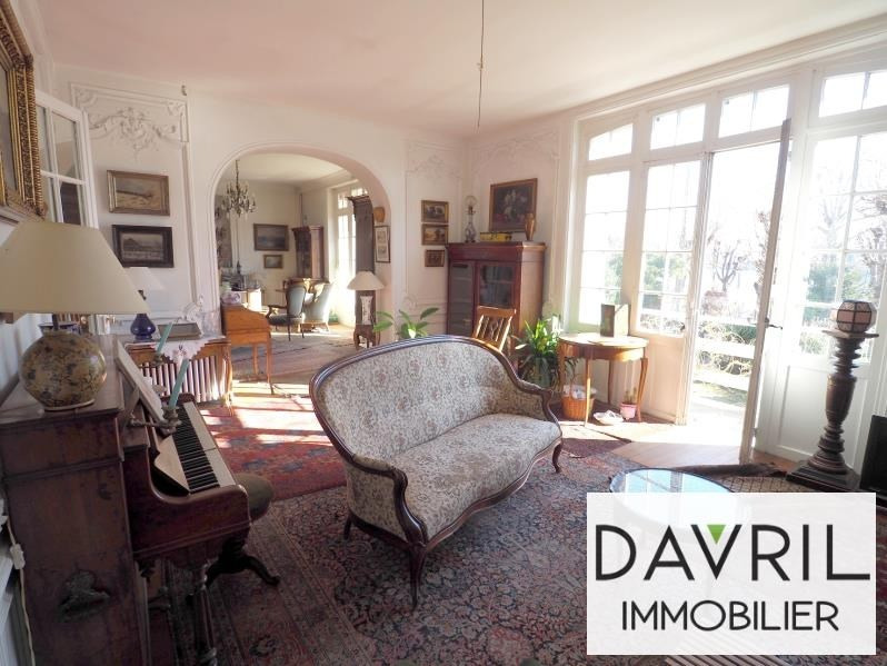 Deluxe sale house / villa Andresy 650000€ - Picture 6