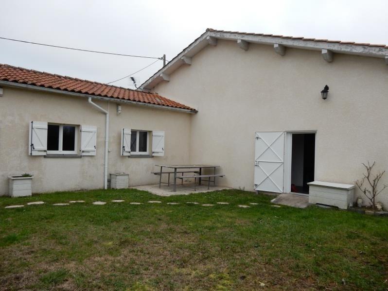 Verkoop  huis Langon 191600€ - Foto 3