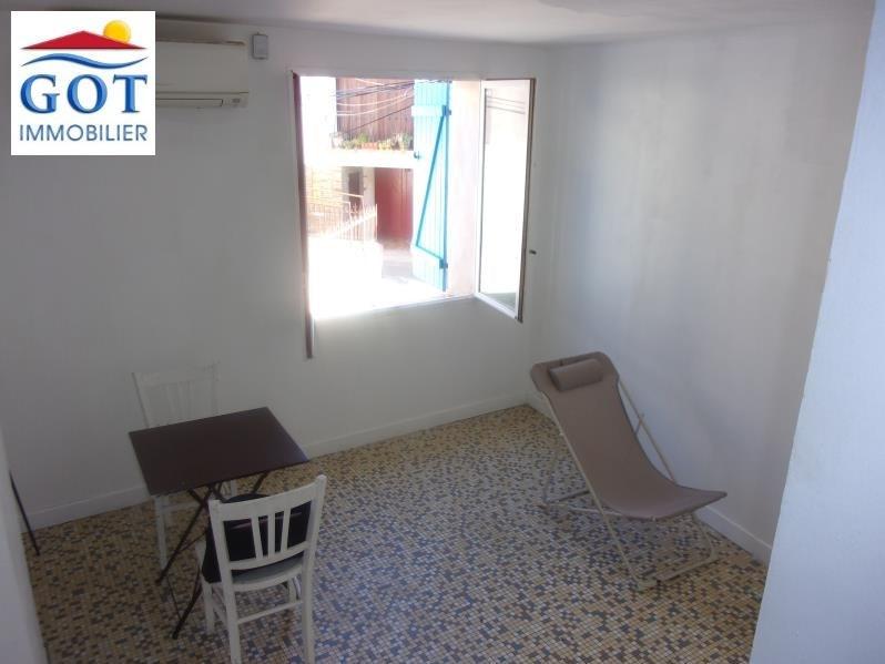 Vente maison / villa Saint laurent de la salanq 74500€ - Photo 4