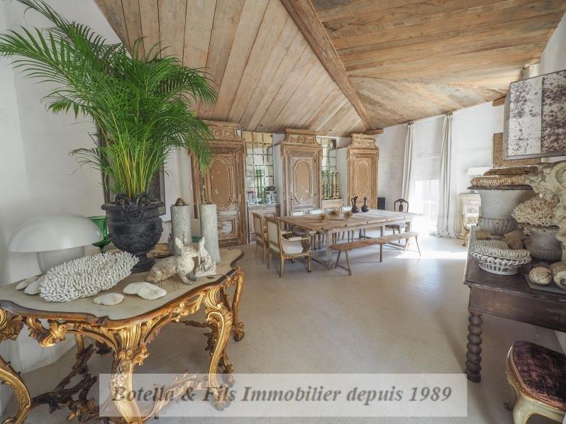 Immobile residenziali di prestigio casa Uzes 1580000€ - Fotografia 3
