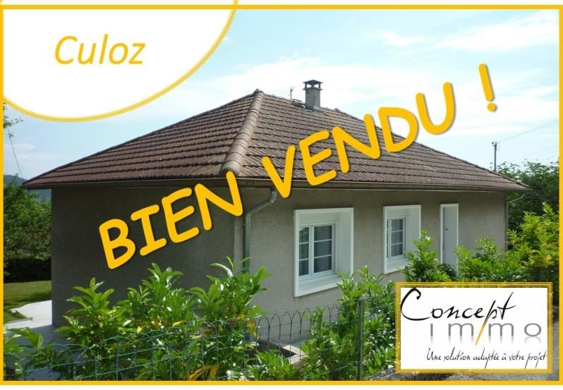 Sale house / villa Culoz 219000€ - Picture 1