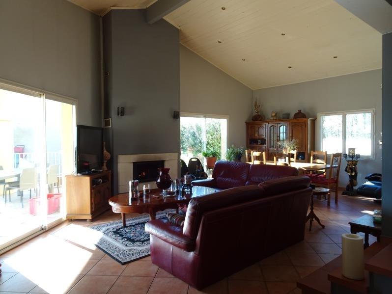 Vente maison / villa Ste foy de peyrolieres 509600€ - Photo 2