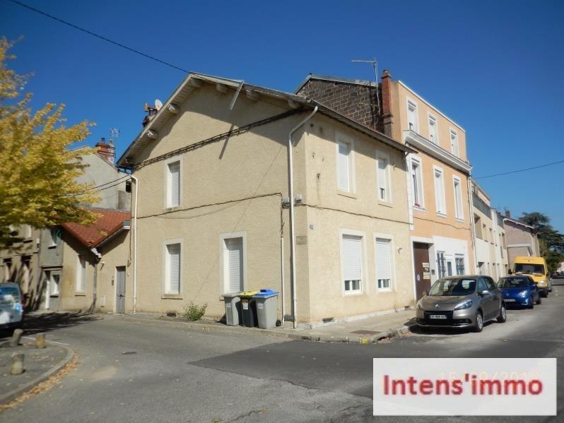 Produit d'investissement immeuble Romans sur isere 231500€ - Photo 1