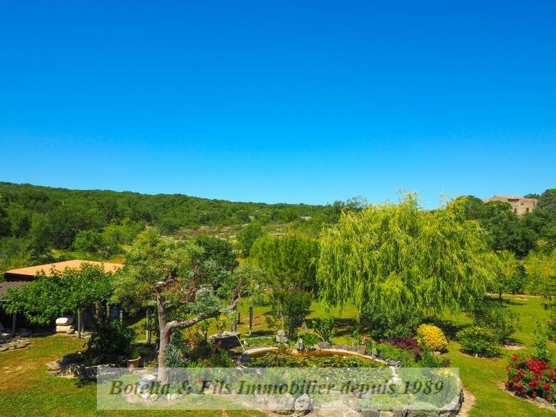 Vente maison / villa Barjac 318000€ - Photo 10