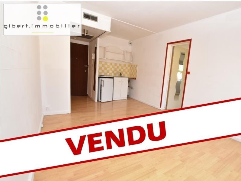Sale apartment Le puy en velay 30600€ - Picture 1
