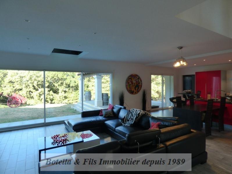 Verkoop  huis Uzes 361700€ - Foto 6