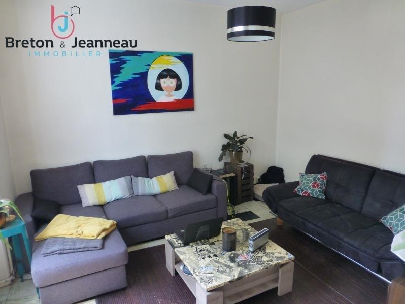 Sale house / villa Laval 156000€ - Picture 3