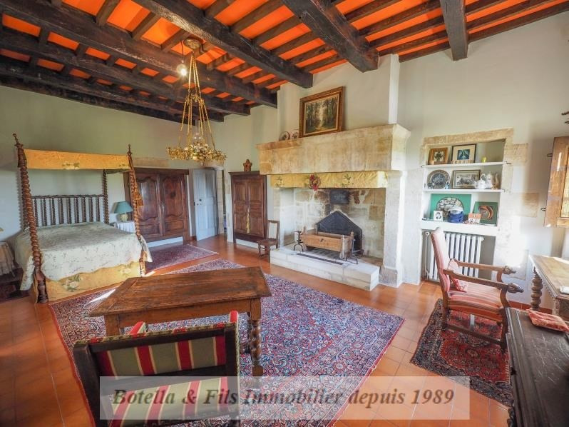 Deluxe sale chateau Uzes 1985000€ - Picture 7
