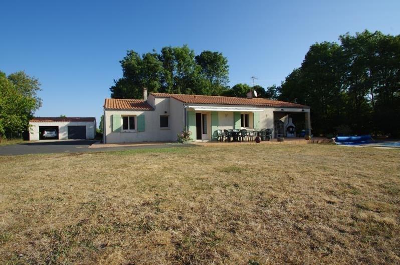 Sale house / villa Marsais 190500€ - Picture 2