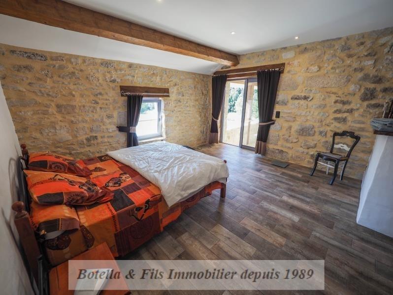 Immobile residenziali di prestigio casa Barjac 695000€ - Fotografia 8