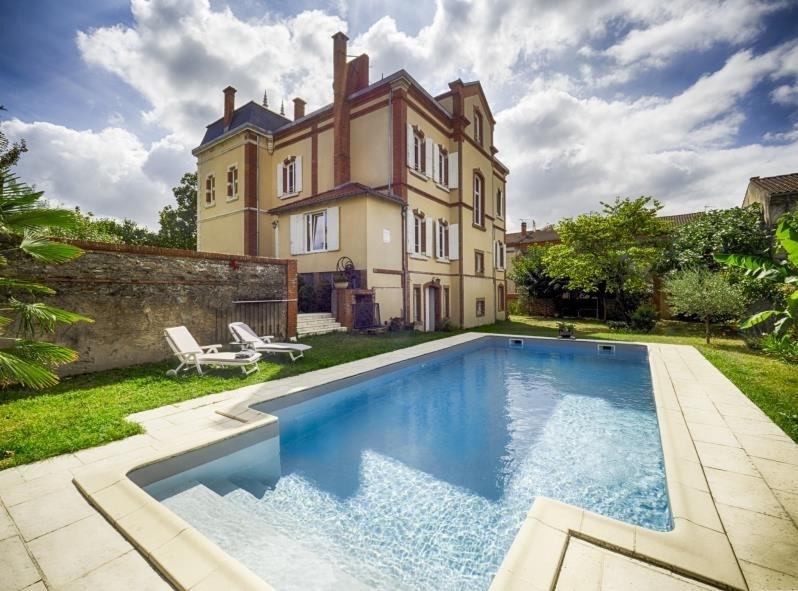 Revenda residencial de prestígio casa Albi 780000€ - Fotografia 2