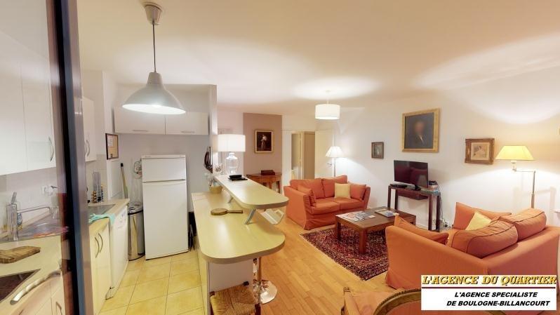 Sale apartment Boulogne billancourt 640000€ - Picture 3
