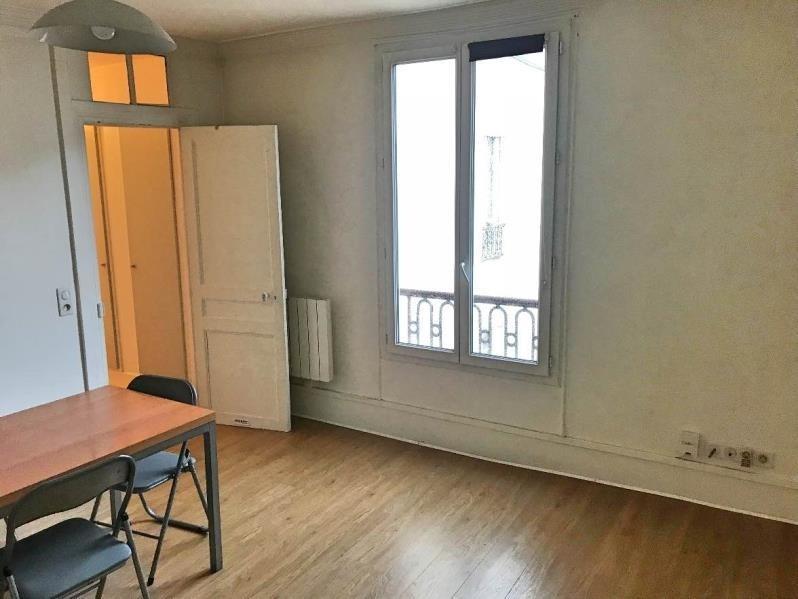 Vente appartement Paris 11ème 410000€ - Photo 1