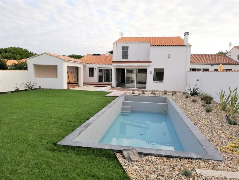 Vente de prestige maison / villa Sainte marie de re 1680000€ - Photo 1