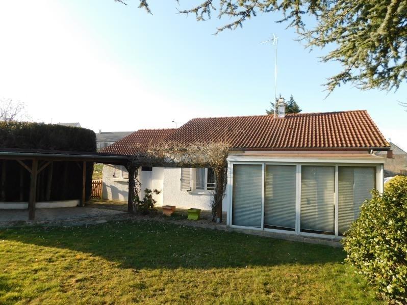 Sale house / villa Montoire 116000€ - Picture 2