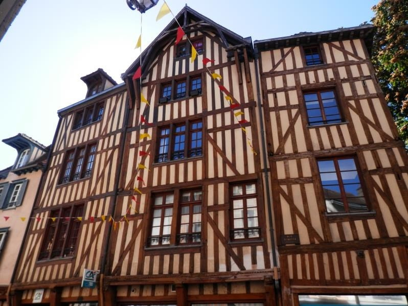 Vente appartement Troyes 98000€ - Photo 1