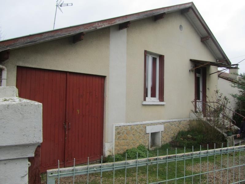 Vente maison / villa Mussidan 75500€ - Photo 1