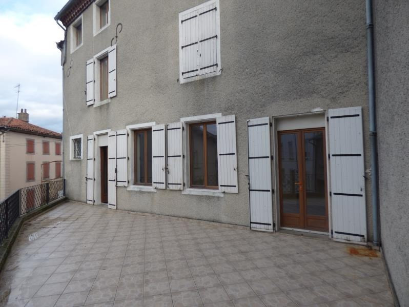 Vente appartement Secteur de mazamet 56 000€ - Photo 1